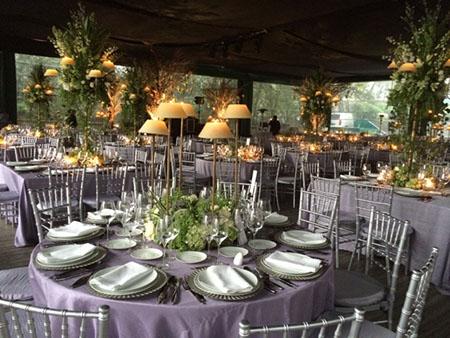 Jardin versal banquetes for Jardin versal